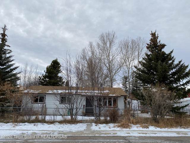386 Quartz Ave, Pinedale, WY 82941 (MLS #20-3638) :: West Group Real Estate
