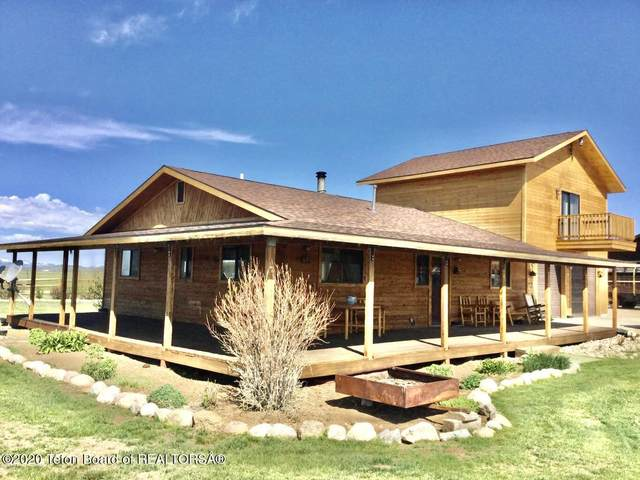 10 Snowshoe, Pinedale, WY 82941 (MLS #20-3651) :: Sage Realty Group