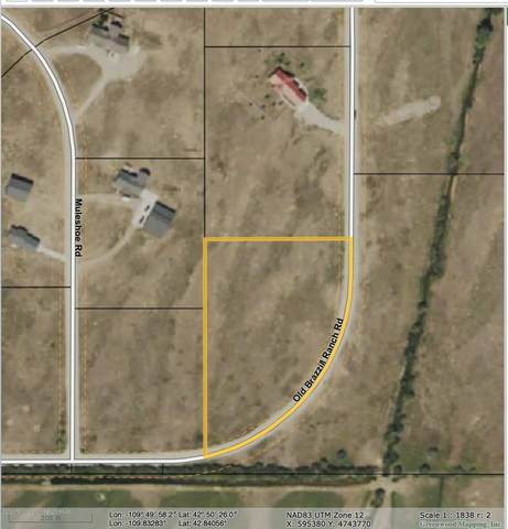 LOT 48 Old Brazzill Ranch, Pinedale, WY 82941 (MLS #20-3653) :: West Group Real Estate