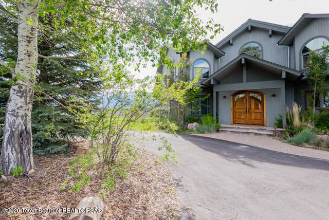 8605 N Centennial Dr, Jackson, WY 83001 (MLS #20-3658) :: Sage Realty Group