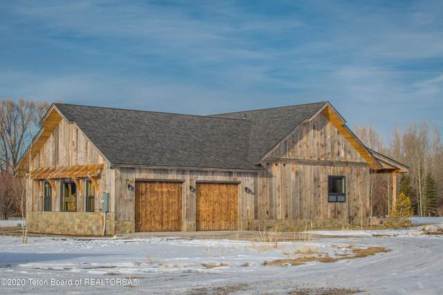 6013 Fox Springs Dr, Victor, ID 83455 (MLS #20-3659) :: Sage Realty Group