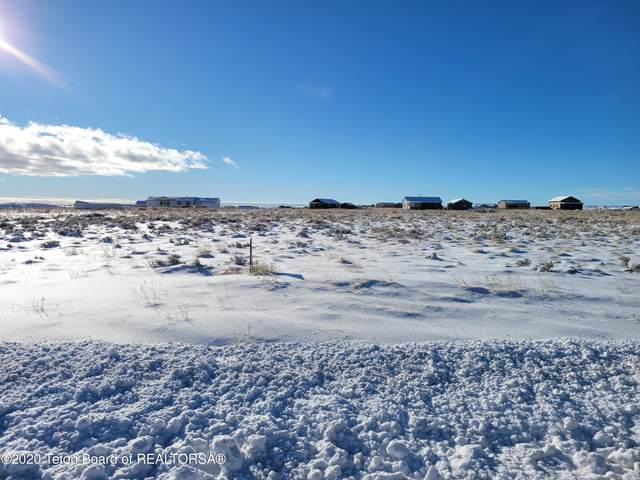 LOT 86 Indianwood, Boulder, WY 82923 (MLS #20-3672) :: Sage Realty Group