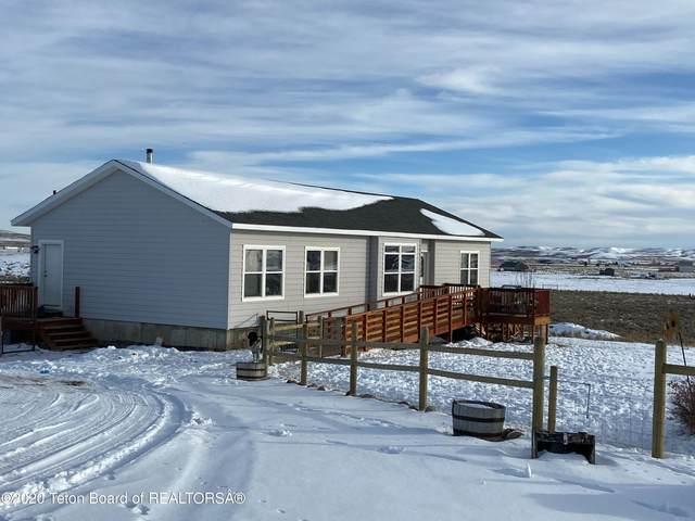 45 White Bear Rd, Daniel, WY 83115 (MLS #20-3682) :: Sage Realty Group