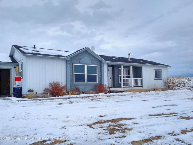 11 N Shoshone Trl, Boulder, WY 82923 (MLS #20-3683) :: Sage Realty Group