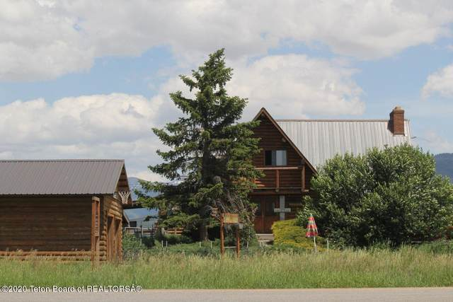 1649 N Hwy 33, Driggs, ID 83422 (MLS #20-3701) :: Sage Realty Group