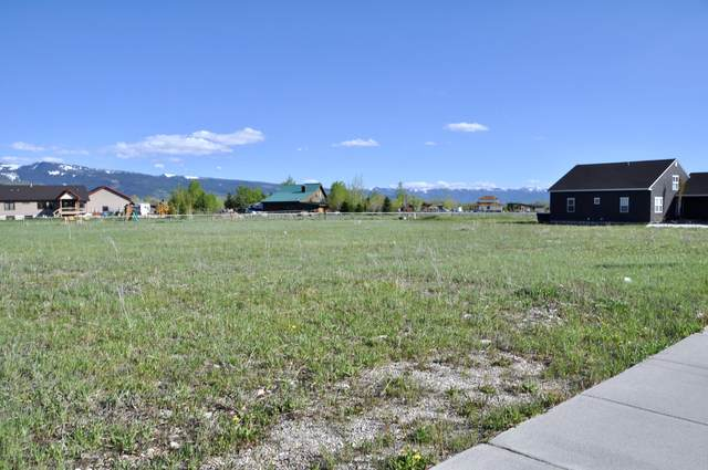 1170 Wind River Trail, Driggs, ID 83422 (MLS #20-375) :: Sage Realty Group