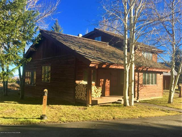 1662 N East Butte Road #3140, Jackson, WY 83001 (MLS #20-380) :: West Group Real Estate