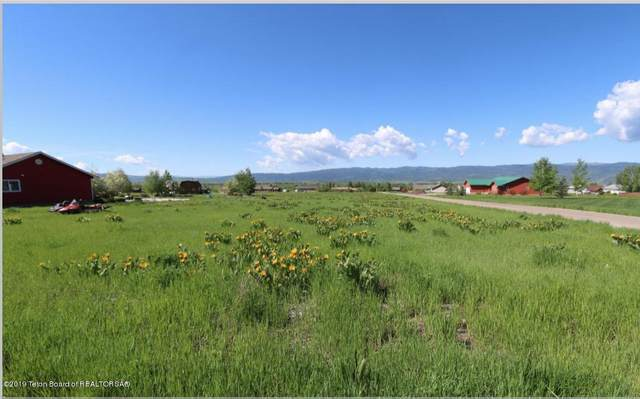 310 -LOT16 Solitude Plat12 Corner Lot Water Pd, Star Valley Ranch, WY 83127 (MLS #20-410) :: Sage Realty Group