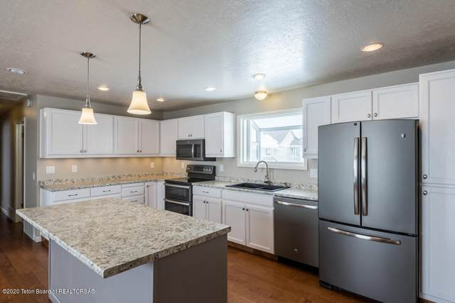 1003 E Fourth St, Marbleton, WY 83113 (MLS #20-427) :: Sage Realty Group