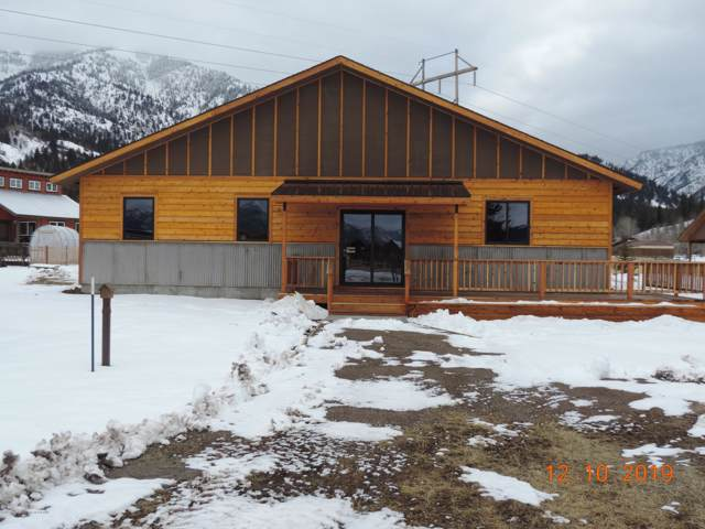 110 Chalet Drive, Alpine, WY 83128 (MLS #20-43) :: Sage Realty Group