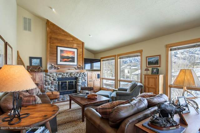 3930 Pond Dr #4713, Wilson, WY 83014 (MLS #20-452) :: Sage Realty Group