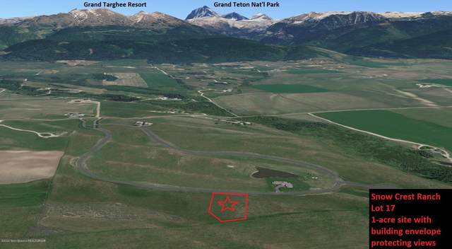 2310 Snow Crest Ranch, Driggs, ID 83422 (MLS #20-454) :: Sage Realty Group