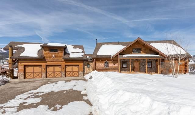 761 Buffalo Drive, Alpine, WY 83128 (MLS #20-477) :: Sage Realty Group