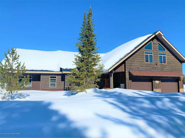 4165 N Big Springs Loop Rd, Island Park, ID 83429 (MLS #20-493) :: West Group Real Estate