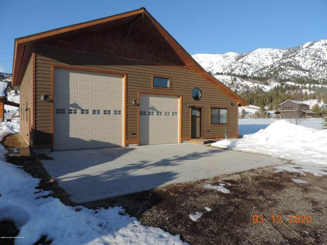 98 Chalet Dr, Alpine, WY 83128 (MLS #20-499) :: Sage Realty Group
