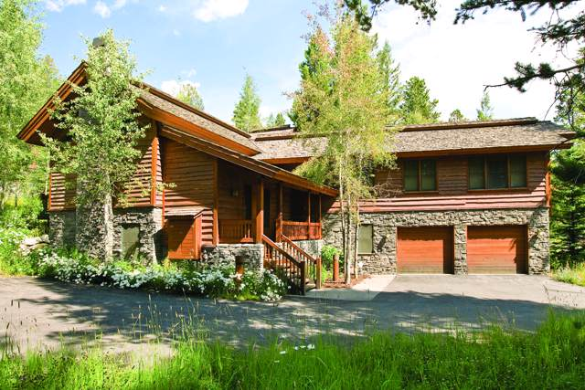 7469 Granite Loop Rd, Teton Village, WY 83025 (MLS #20-52) :: Sage Realty Group