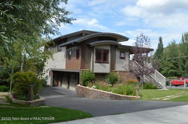 Address Not Published, Jackson, WY 83001 (MLS #20-533) :: West Group Real Estate