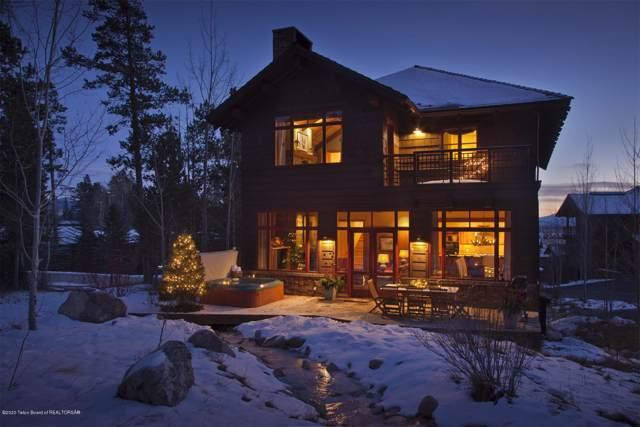 3193 W Washakie Rd, Teton Village, WY 83001 (MLS #20-54) :: Sage Realty Group