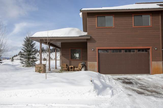 61 Blue Wing Lane A, Alpine, WY 83128 (MLS #20-546) :: Sage Realty Group
