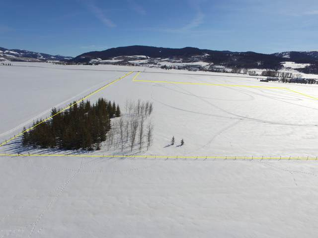 Bevan Lot 1 Co Rd 148, Afton, WY 83110 (MLS #20-549) :: West Group Real Estate