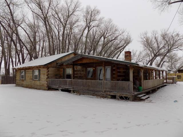 127 Eden East 1St North Rd, Farson, WY 82932 (MLS #20-55) :: West Group Real Estate
