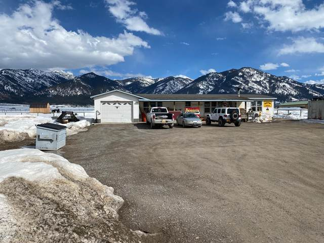 108050 N Hwy 89, Etna, WY 83118 (MLS #20-555) :: Sage Realty Group