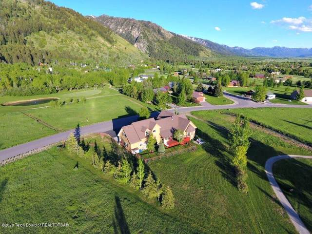 -624 Alpine W A Y, Star Valley Ranch, WY 83127 (MLS #20-559) :: West Group Real Estate