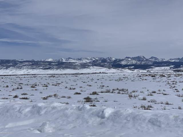53 Buck, Pinedale, WY 82941 (MLS #20-565) :: Sage Realty Group