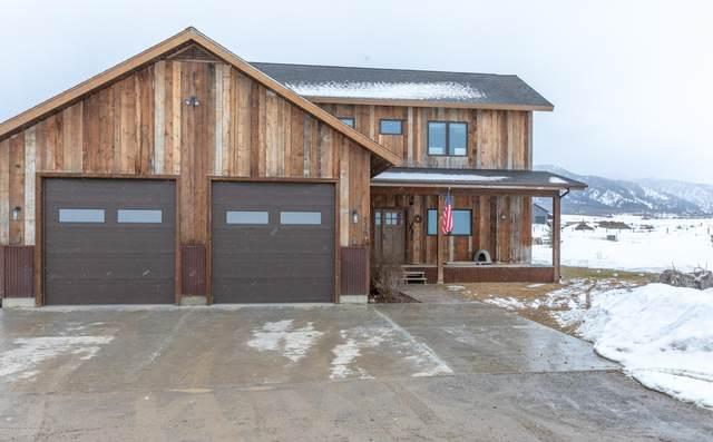 249 Blaze Lane, Etna, WY 83118 (MLS #20-582) :: Sage Realty Group