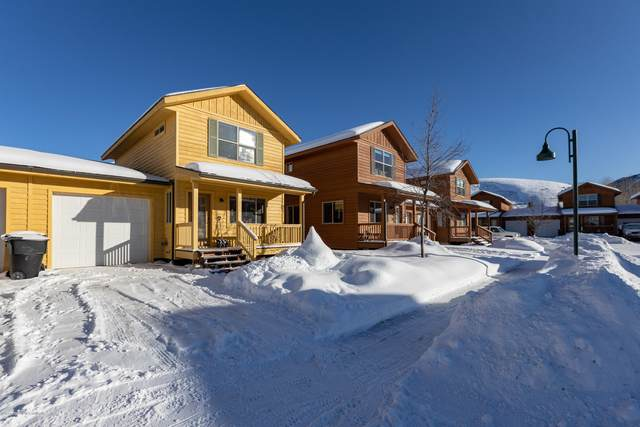 Address Not Published, Jackson, WY 83001 (MLS #20-589) :: West Group Real Estate
