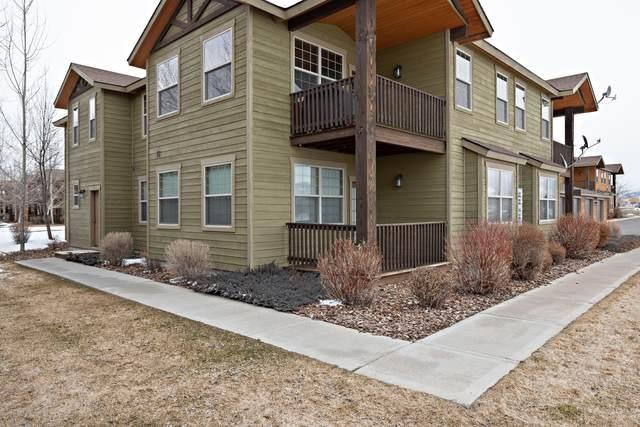 633 Buffalo Junction Loop 15 & GARAGE 1, Driggs, ID 83422 (MLS #20-616) :: Sage Realty Group