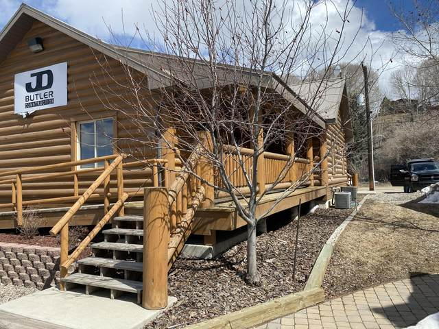 545 S Pine St, Pinedale, WY 82941 (MLS #20-635) :: Sage Realty Group