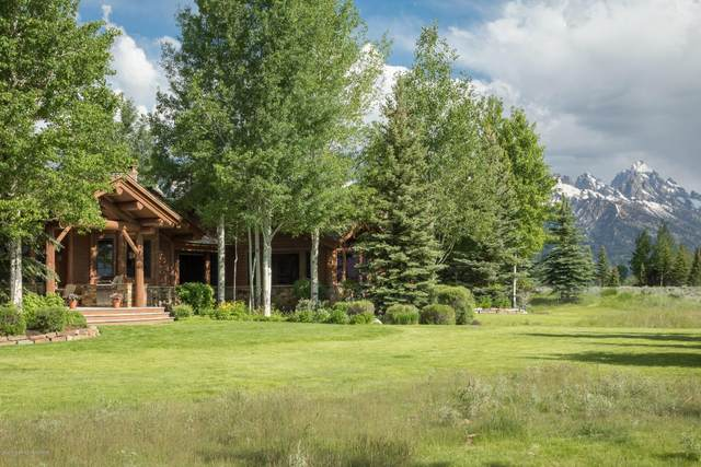 7330 Ryegrass Rd, Jackson, WY 83002 (MLS #20-639) :: Sage Realty Group