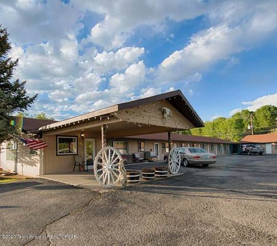 407 S Pine St, Pinedale, WY 82941 (MLS #20-645) :: Sage Realty Group