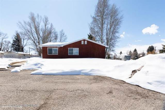 325 1ST NORTH STREET, Cokeville, WY 83114 (MLS #20-650) :: Sage Realty Group