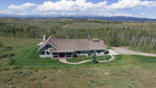 28 Muddy Creek Rd, Bondurant, WY 82922 (MLS #20-651) :: Sage Realty Group