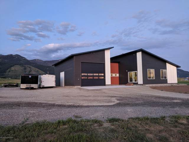 202 Waterline Rd, Etna, WY 83110 (MLS #20-652) :: Sage Realty Group