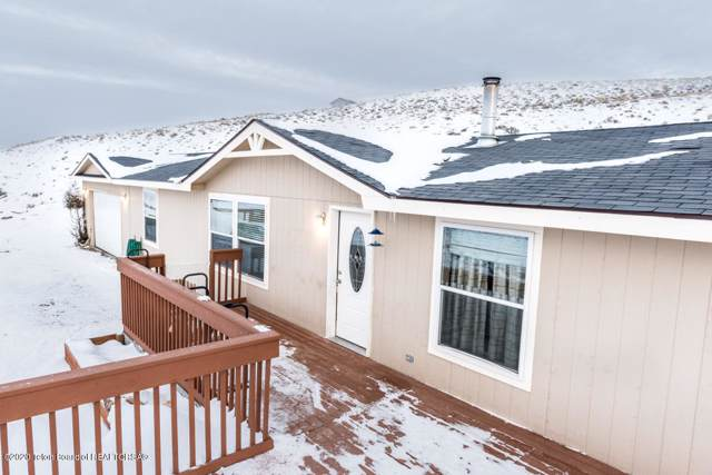 66 Sauk Trl, Boulder, WY 82923 (MLS #20-66) :: Sage Realty Group