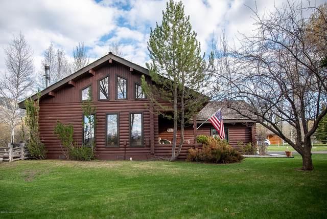 3180 S Beaverslide, Jackson, WY 83001 (MLS #20-660) :: West Group Real Estate
