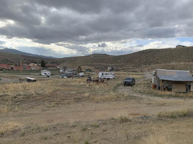 301 S 1ST St, Dubois, WY 82513 (MLS #20-684) :: Sage Realty Group
