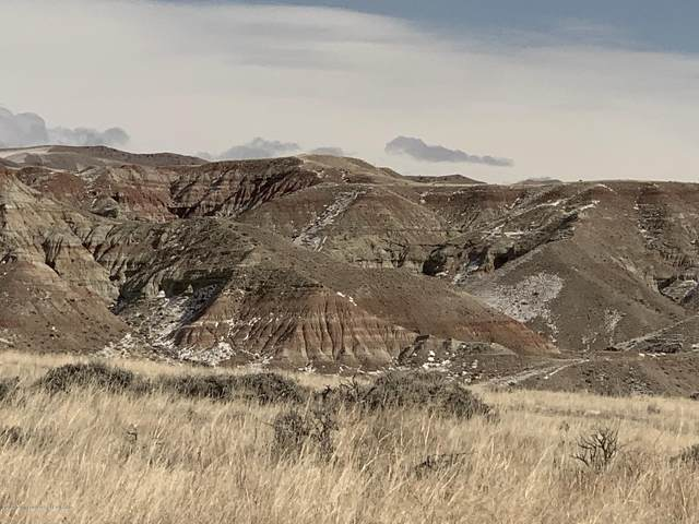 LOT 8 Mountain View Drive, Dubois, WY 82513 (MLS #20-686) :: West Group Real Estate