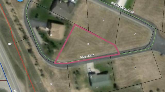 LOT 5 Lucy Circle, Alpine, WY 83128 (MLS #20-725) :: Sage Realty Group