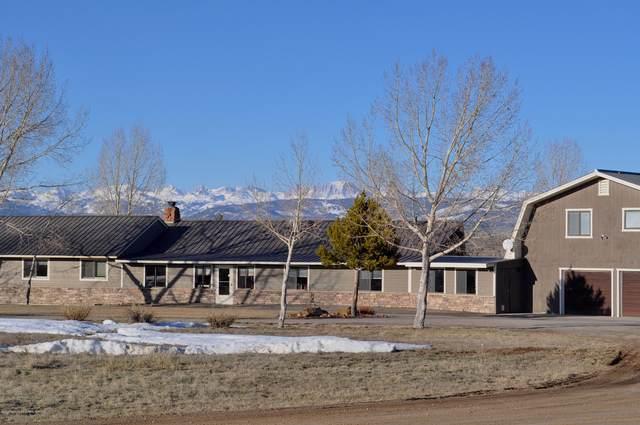 115 Redstone Newfork River Rd, Pinedale, WY 82941 (MLS #20-743) :: Sage Realty Group