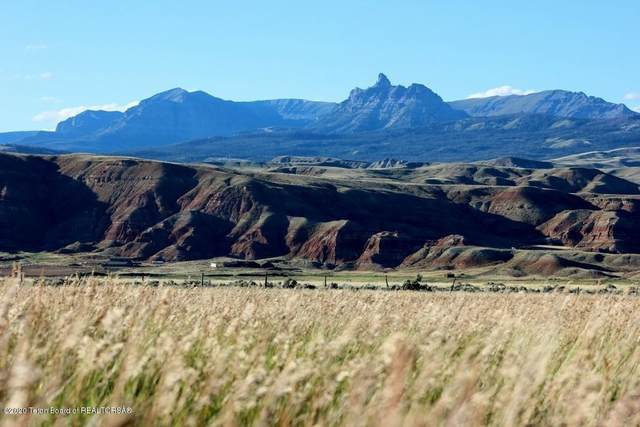 TBD Bald Mountain Road, Dubois, WY 82513 (MLS #20-748) :: The Group Real Estate