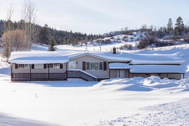 Address Not Published, Thayne, WY 83127 (MLS #20-79) :: West Group Real Estate