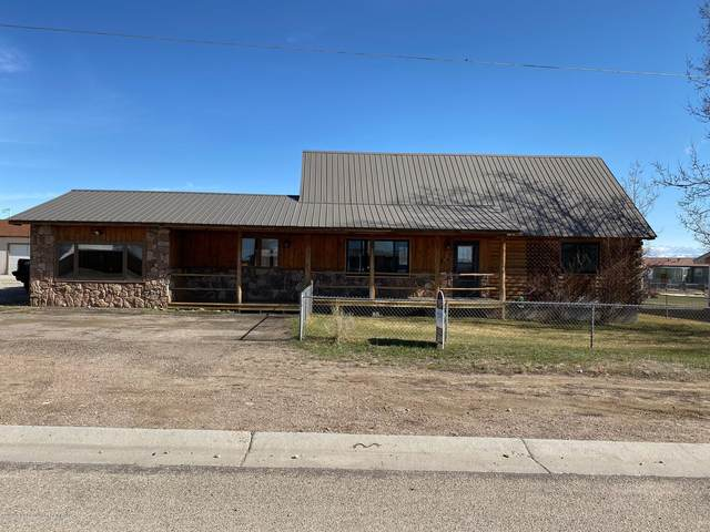 515 E Fifth St, Marbleton, WY 83113 (MLS #20-819) :: Sage Realty Group