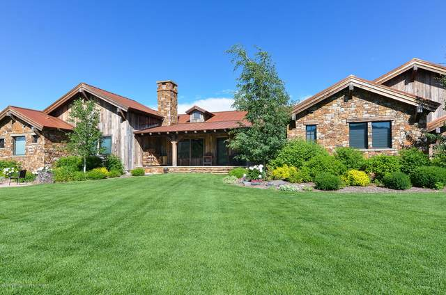 456 Flywater Trl, Etna, WY 83118 (MLS #20-825) :: Sage Realty Group