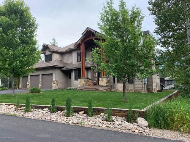 333 Aspen Ridge Trl, Alpine, WY 83128 (MLS #20-865) :: West Group Real Estate