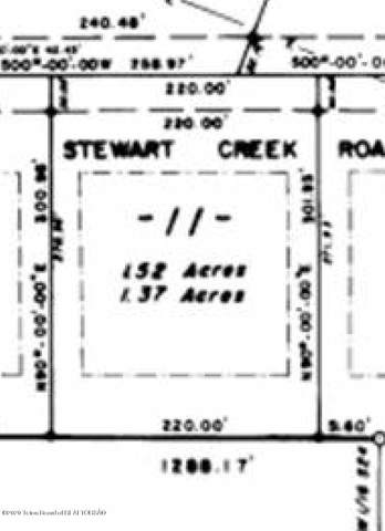 LOT 11 Stewart Creek Rd E, Etna, WY 83118 (MLS #20-898) :: West Group Real Estate