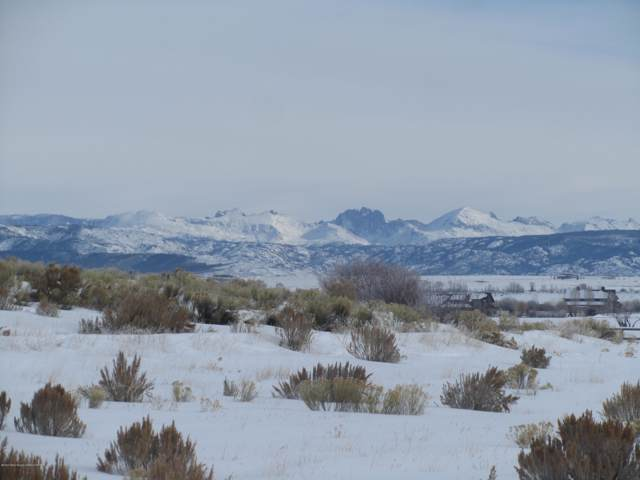 LOT 21 Old Brazzill Trail, Pinedale, WY 82941 (MLS #20-92) :: Sage Realty Group